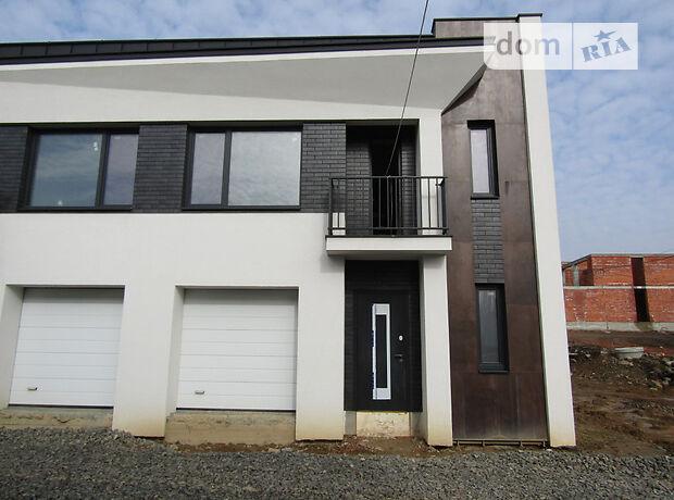 двухэтажный дом с террасой, 122 кв. м, кирпич. Продажа в Ужгороде район Червеница фото 1