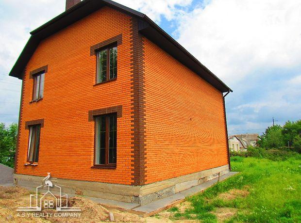 двоповерховий будинок з терасою, 160 кв. м, цегла. Продаж в Пирогові (Вінницька обл.) фото 1