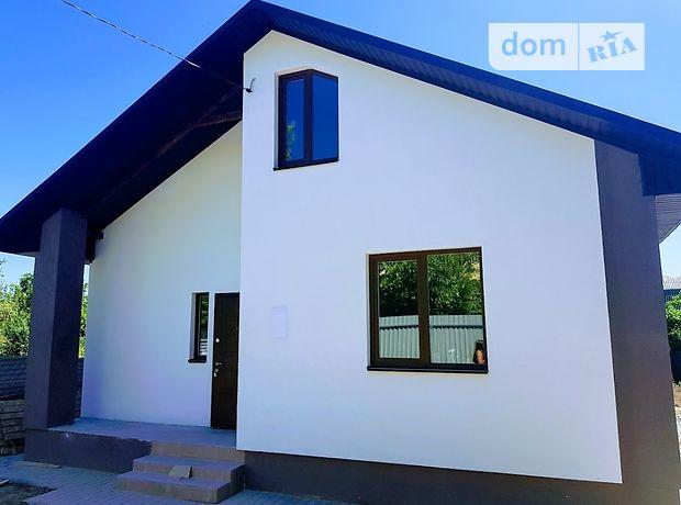 двухэтажный дом с отоплением, 120 кв. м, кирпич. Продажа в Пирогово (Винницкая обл.) фото 1