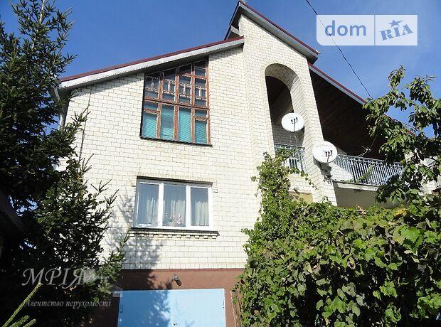 двухэтажный дом с камином, 250 кв. м, кирпич. Продажа в Виннице район Тяжилов фото 1