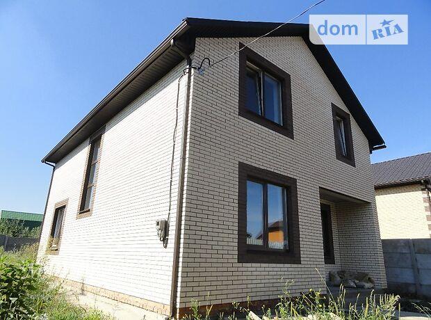 двухэтажный дом с черновой отделкой, 130 кв. м, кирпич. Продажа в Винницких Хуторах (Винницкая обл.) фото 1