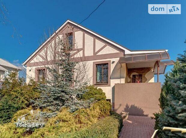 двухэтажный дом с камином, 241 кв. м, кирпич. Продажа в Владимировском (Запорожская обл.) фото 1