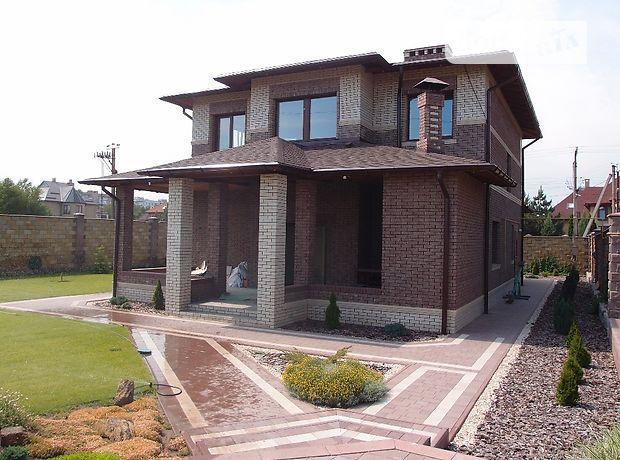 двухэтажный дом с камином, 178 кв. м, газобетон. Продажа в Запорожье район Бородинский фото 1