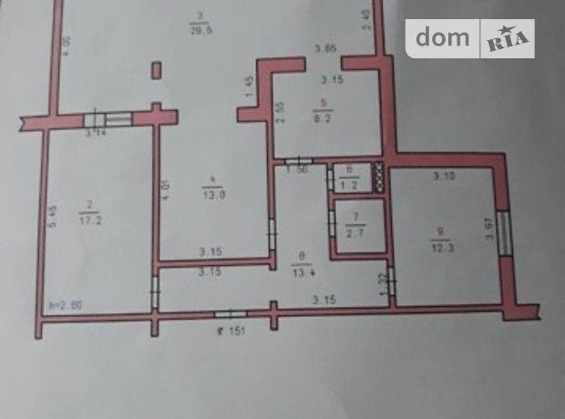 Продажа квартиры, 3 ком., Хмельницкий, р‑н.Выставка, Озерная улица