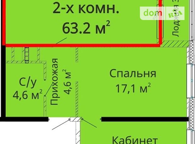 Продажа квартиры, 2 ком., Одесса, р‑н.Малиновский, Михайловская улица, дом 8