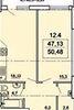 Продаж однокімнатної квартири в Одесі на вул. Педагогічна район Приморський, фото 6