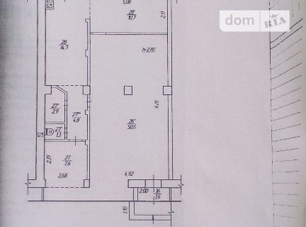 Продажа помещения свободного назначения, Ровно, р‑н.Центр, Жуковского улица