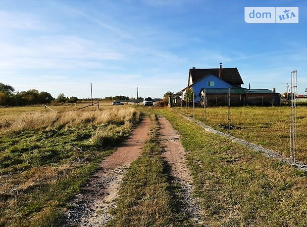 Земля под жилую застройку в селе Солнечное, площадь 10 соток фото 1