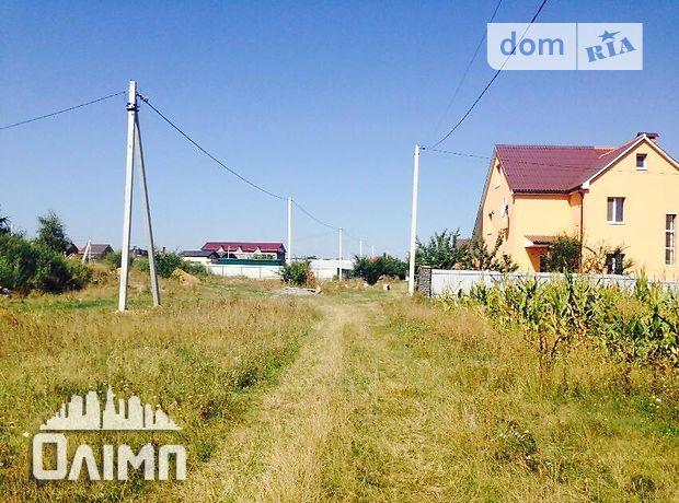 Продаж ділянки під житлову забудову, Вінниця, р‑н.Гніванське шосе, Подільська вулиця