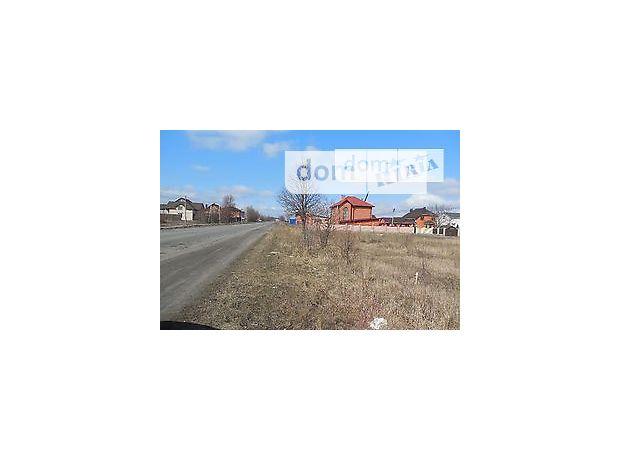 Продажа земли коммерческого назначение, Винница, р‑н.Старый город, Тивровское шоссе