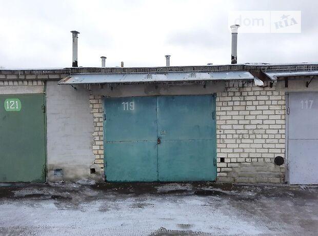 Бокс в гаражном комплексе под легковое авто, площадь 22 кв.м. фото 2