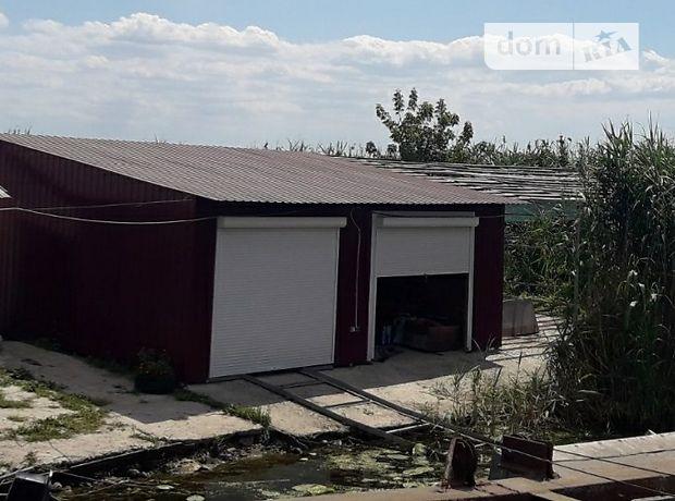 Бокс в гаражном комплексе под катер / яхту, площадь 20 кв.м. фото 1