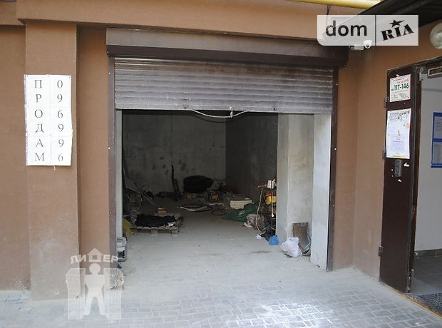 Бокс в гаражном комплексе под легковое авто, площадь 21.3 кв.м. фото 1