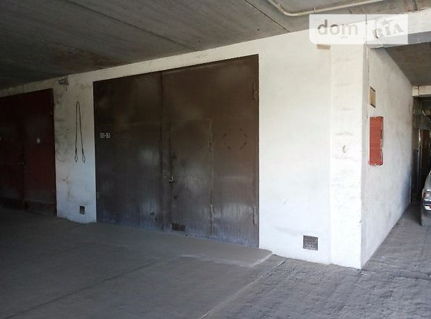 Бокс в гаражном комплексе под легковое авто, площадь 40 кв.м. фото 1