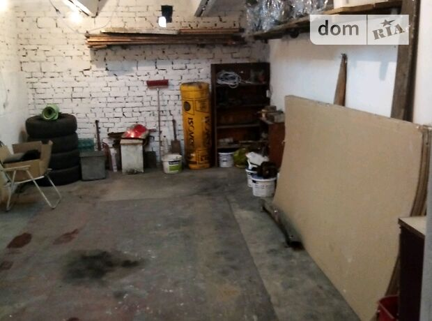Бокс в гаражном комплексе под легковое авто, площадь 25 кв.м. фото 1