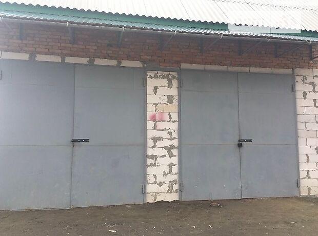 Бокс в гаражному комплексі універсальний в Вінниці, площа 160 кв.м. фото 1