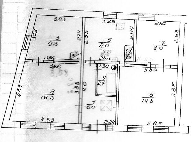 Продажа части дома в Мариуполе, Торговая 76, район Центральный, 4 комнаты фото 1