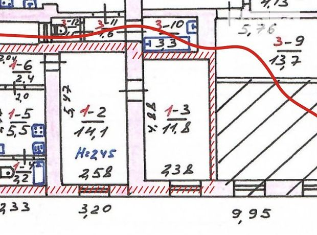 Продажа части дома в Николаеве, Чигрина/Прграничная, район Заводской, 2 комнаты фото 1