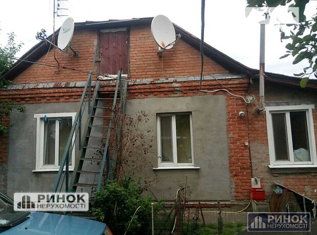 Продажа части дома в Полтаве, переулок Фадеева 7, район маг. Океан, 2 комнаты фото 1