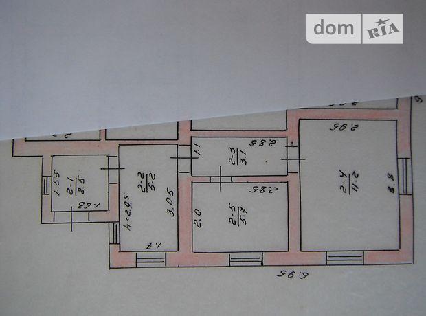 Продажа части дома в Тальном, район Тальное, 5 комнат фото 1