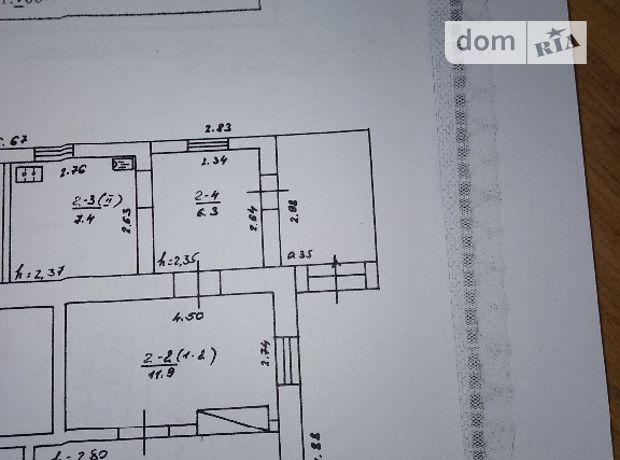 Продажа части дома, 46.4м², Винницкая, Тывров, c.Сутиски, Шевченко улица
