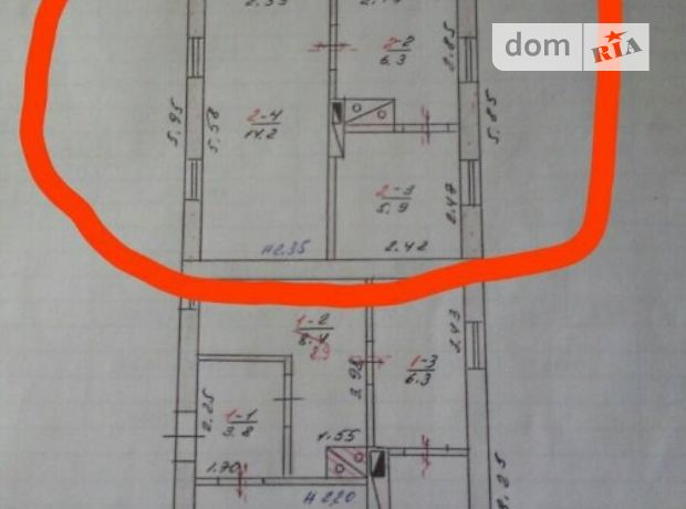Продажа части дома, 30м², Запорожье, р‑н.Шевченковский