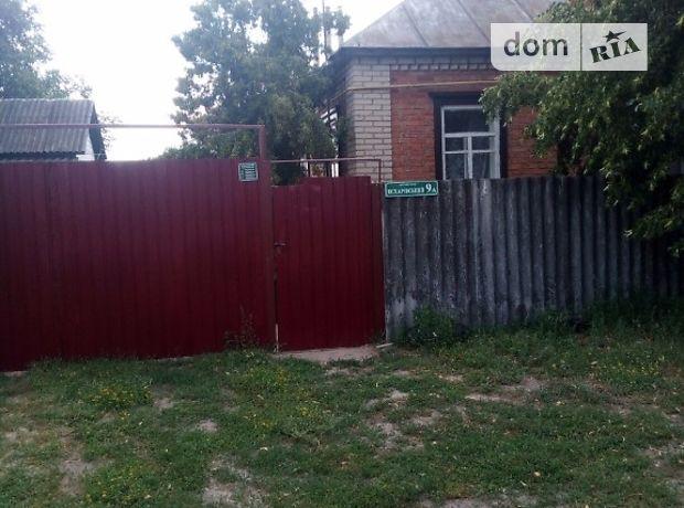Продажа части дома, 42м², Харьковская, Змиев, c.Зидьки