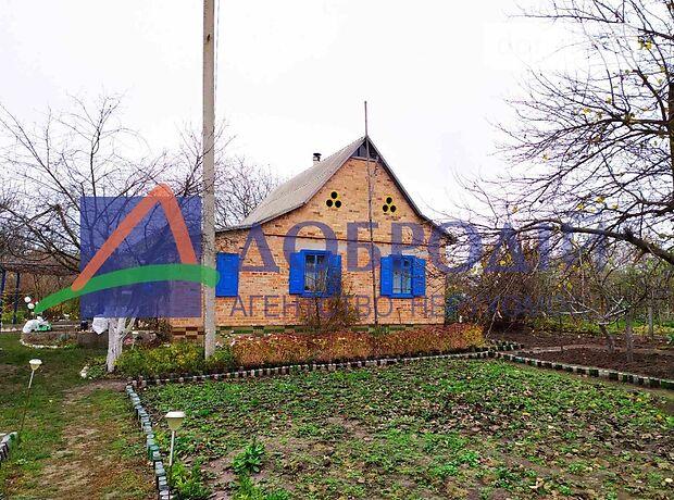 четырехкомнатная дача, 80 кв. м, кирпич. Продажа в Мошнах (Черкасская обл.) фото 1