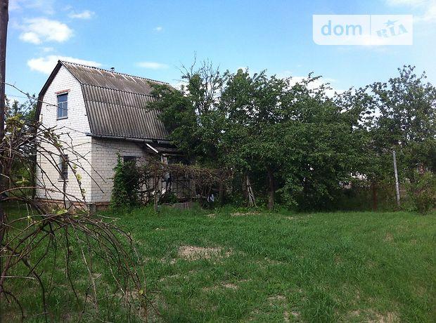 трехкомнатная дача, 90 кв. м, дерево и кирпич. Продажа в Старом Белоусе (Черниговская обл.) фото 1