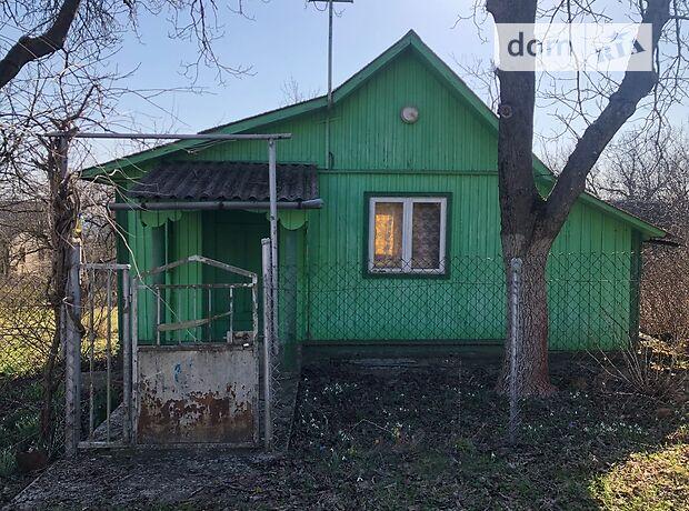 однокомнатная дача, 35 кв. м, дерево и кирпич. Продажа в Черновцах, в районе Роша фото 1