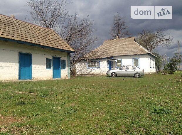 однокомнатная дача, 49 кв. м, глинобитный. Продажа в Сербиновке (Полтавская обл.) фото 1