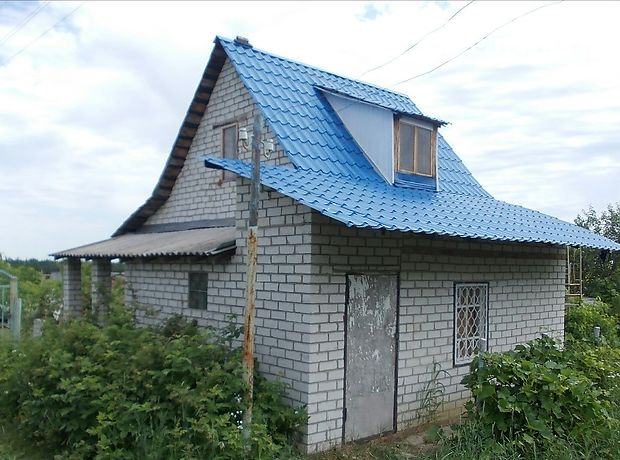 трехкомнатная дача, 40 кв. м, кирпич. Продажа в Перемоге (Харьковская обл.) фото 1