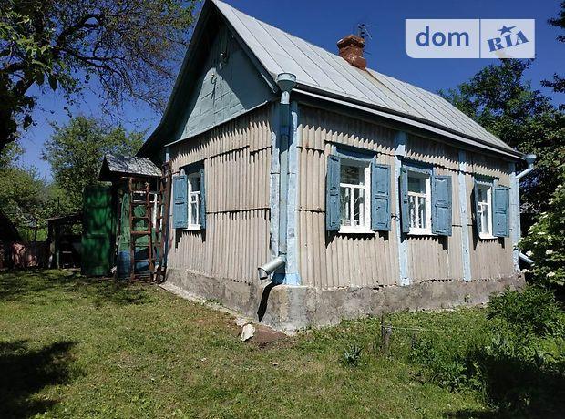 двухкомнатная дача, 40 кв. м, дерево и кирпич. Продажа в Пивденном (Харьковская обл.) фото 1