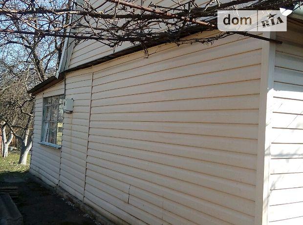 двухкомнатная дача, 48 кв. м, дерево и кирпич. Продажа в Каменке (Житомирская обл.) фото 1