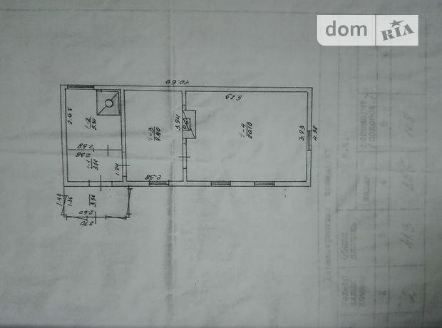 двухкомнатная дача без мебели, 42 кв. м, кирпич. Продажа в Житомире, в районе Марьяновка фото 1