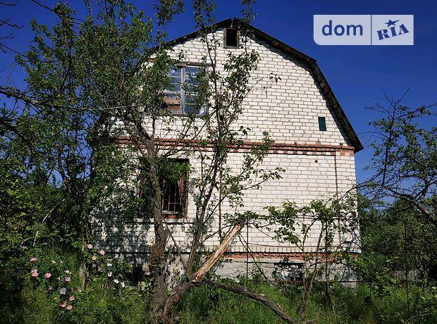однокомнатная дача с цокольным этажом, 50 кв. м, кирпич. Продажа в Пряжево (Житомирская обл.) фото 1