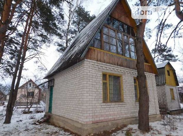 двухкомнатная дача, 46 кв. м, кирпич. Продажа в Соколовском (Житомирская обл.) фото 1