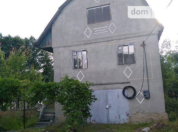 трикімнатна дача з цокольним поверхом, 70 кв. м, цегла. Продаж в Кмитовому (Житомирська обл.) фото 1