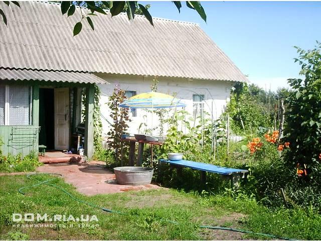 трехкомнатная дача, 55 кв. м, дерево и кирпич. Продажа в Евминке (Черниговская обл.) фото 1