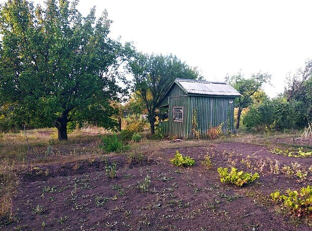 двухкомнатная дача, 12 кв. м, дерево и кирпич. Продажа в Кропивницком, в районе Полтавская фото 1