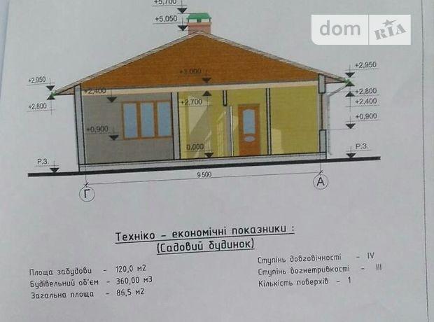 Продажа дачи, 87м², Луцк, c.Струмовка