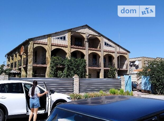 десятикомнатная дача c мансардным этажом, 312 кв. м, кирпич. Продажа в Белосарайской Косе (Донецкая обл.) фото 1