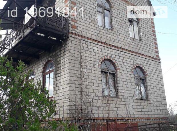 двокімнатна дача з мансардним поверхом, 60 кв. м, цегла. Продаж в Галициновому (Миколаївська обл.) фото 1