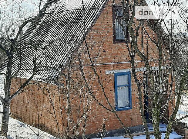 двухкомнатная дача c мансардным этажом, 55 кв. м, кирпич. Продажа в Абазовке (Полтавская обл.) фото 1