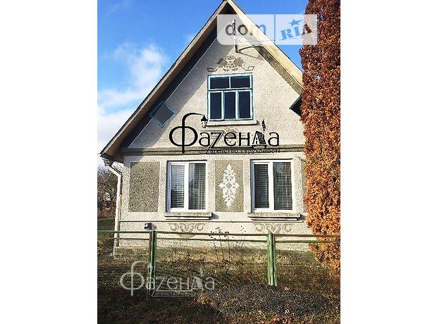 четырехкомнатная дача, 60 кв. м, кирпич. Продажа в Новой Украинке (Ровенская обл.) фото 1