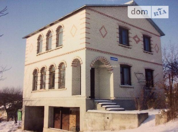 четырехкомнатная дача с цокольным этажом, 150 кв. м, кирпич. Продажа в Березовице (Тернопольская обл.) фото 1