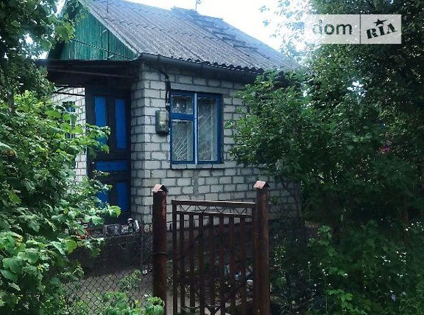 однокомнатная дача с цокольным этажом, 60 кв. м, кирпич. Продажа в Буцневе (Тернопольская обл.) фото 1