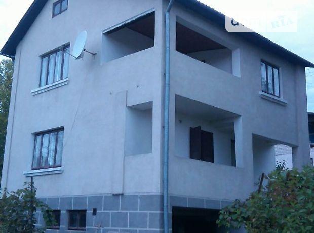 двухкомнатная дача с цокольным этажом, 112 кв. м, кирпич. Продажа в Буцневе (Тернопольская обл.) фото 1