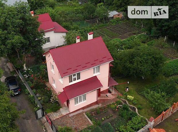 трехкомнатная дача с цокольным этажом, 110 кв. м, кирпич. Продажа в Ивачиве (Тернопольская обл.) фото 1