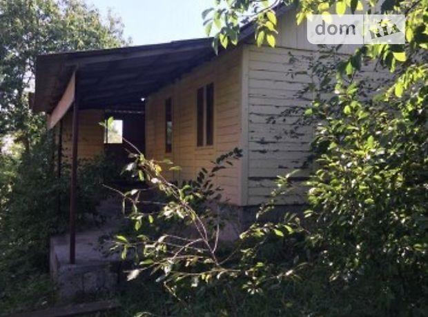 двухкомнатная дача без мебели, 35 кв. м, дерево и кирпич. Продажа в Курниках (Тернопольская обл.) фото 1